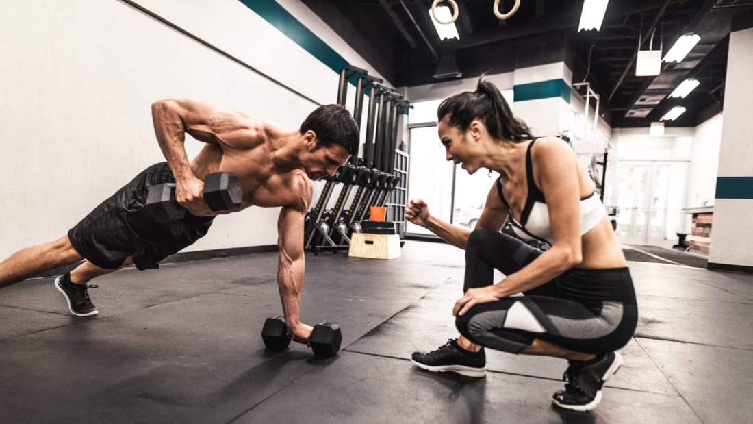 personal training rochester